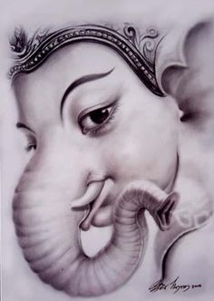 ganesha painting - Google Search