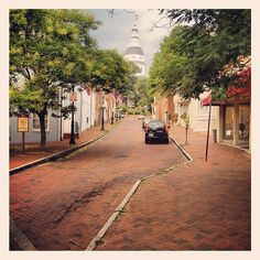 Annapolis Maryland Capital State Colonial History Maritime IMG_9235
