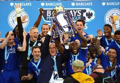 IN FULL: Leicester City's 2016-17 Premier League fixtures