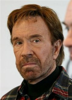 Born March Chuck Norris turned limited acting ability into a series of action films that led to TV shows and jokes about how tough Chuck Norris is. Chuck Norris Memes, Tim Tebow, Tough Guy, Tom Hardy, Girls Be Like, My Idol, I Laughed, Funny Pictures, Girl Pictures