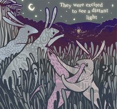 Page 2 of Picture Book Brief loosely based on the Musicians of Bremen. Illustrated by Madeleine Rose