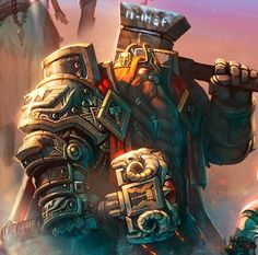"Magni Bronzebeard.  Will not forgive Blizzard(tm) til he ""lives"" again.  Long live the King."