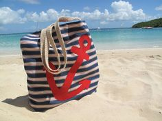 Nautical - Beach Bag