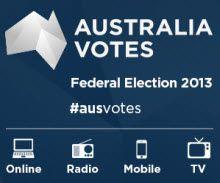 Australia Votes - Federal Election 2013