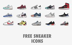 free-sneaker-icons-2