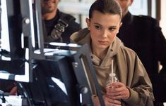 Behind the scenes on set millie's cisco ad