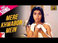 Lyrical: Mere Khwabon Mein Song with Lyrics Lata Mangeshkar, 1995 Movies, Piano, Yash Raj Films, Bend It Like Beckham, Indian Drama, Hindi Video, Bollywood Updates, Music