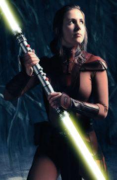 Bastila Shan - Star Wars KotOR Cosplay by MagSul