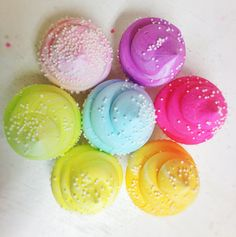 Mini Cupcake Bath Bombs  100 pack by wholesalecupcakes on Etsy, $250.00