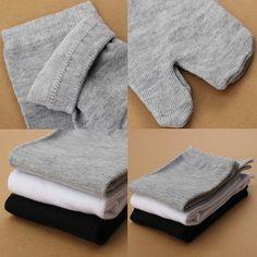 0bc8b6f08 Men Women Japanese Kimono Flip Flop Sandal Split Toe Tabi Ninja Sock  ebay   Fashion