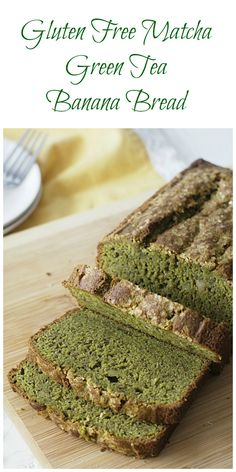 Gluten Free Matcha Green Tea  found at http://fearlessdining.com