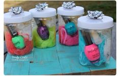 Cute party favors
