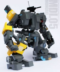 MDI05_Mongrel by Aaron Williams. (par m_o_n_k_e_y) More lego here.