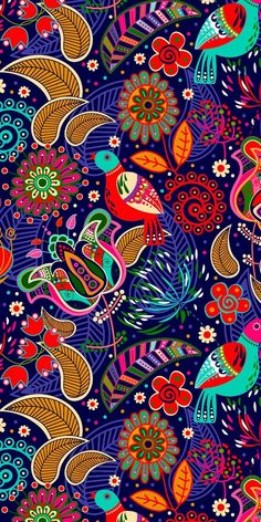 colorful wallpapers for iphones.Click the link below for Tech Updates And New Launched Smart Phones. Graphic Wallpaper, Colorful Wallpaper, Flower Wallpaper, Aztec Pattern Wallpaper, Graphic Design Pattern, Pattern Art, Cool Backgrounds, Wallpaper Backgrounds, Iphone Wallpaper Mandala