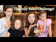 The Gross-Out Jelly Bean Challenge...This video is soooo funny! #beanboozled #grossout #jellybean