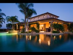 18880 Old Coach Rd, Poway Luxury Estate - YouTube