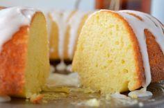 Ingredients: Cake: cup vegetable oil (rice bran works well) 2 eggs 1 tblsp lemon rind 2 tblsp lemon juice 1 cup natural yoghurt 1 cups castor sugar 2 cups self-raising flour Icing: Coconut Flour Cakes, Coconut Pound Cakes, Lemon Bundt Cake, Pound Cake Recipes, Cake Flour, Loaf Recipes, Cupcake Recipes, Dessert Recipes, Lemon Desserts