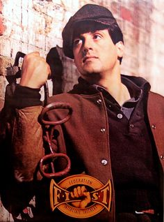 F.I.S.T. -- Federation of InterState Truckers. Sylvester Stallone stars as Johnny Kovak (loosely based on Teamster Jimmy Hoffa) who must struggle with his ideals as he is immersed deeper into the lead