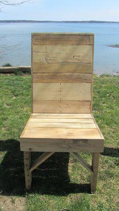The Original Pallet Chair