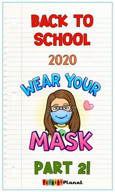 Blog post about the 5 things that I am doing to get ready for Back to School 2020-2021!  Part 2