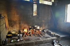 "A study that was conducted in India found that women who cooked over wood fires were more likely to have preterm births than women who cooked with gas were. ""Stillbirths were also more common in the wood group."" http://www.ehjournal.net/content/13/1/1/abstract"