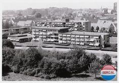 Bijzondere gebouwen Oosterhout (jaartal: 1960 tot 1970) - Foto's SERC