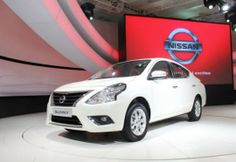 2014 Nissan Sunny facelift launching by mid-2014