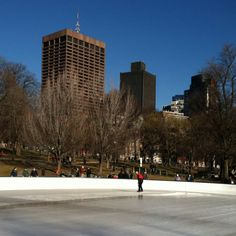 Frog Pond, Boston