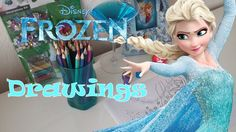 Today we will paint our favourite Frozen drawings with magic colors. We will put some diamonds, stamps, stickers and colorful dust on them and the result is . Frozen Drawings, Business For Kids, Disney Princess, Disney Characters, Color, Colour, Disney Princesses, Colors, Disney Princes