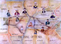 TEARS | Trail of Tears - Paulding County Historical Society & Museum