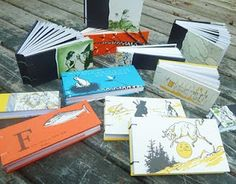 Handicraftiness: 25 Great Upcycle Ideas for Vintage Children's Books