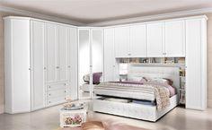 Cecilia, una camera da letto capace di abbinare più stili fino a crearne uno solo del tutto personale.