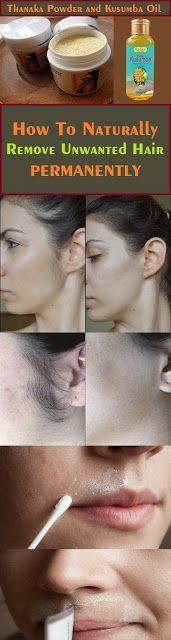 How to naturally remove unwanted hair permanently (no waxing or shaving) Natural Hair Removal, Natural Hair Styles, Natural Beauty, Hair Serum, Unwanted Hair, Facial Masks, Natural Remedies, Holistic Remedies, Health And Beauty