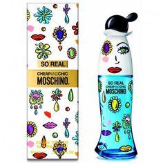 Nuevo #perfume para mujer Moschino Cheap and Chic So Real de #Moschino  https://perfumesana.com/moschino-marca/912-moschino-cheap-and-chic-so-real-edt-100-ml-spray-8011003838400.html