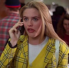 Clueless Costume, Cher Clueless, Clueless Outfits, Alicia Silverstone 90s, Clueless Aesthetic, Cher Horowitz, 90s Hairstyles, Iconic Movies, Mean Girls