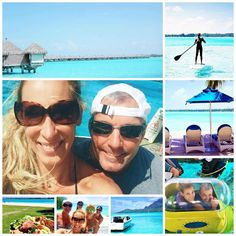 Here's some of my Bora Bora trip highlights so far... Spending time with my Husband. Hanging out with amazing friends. Sitting by the Ocean contemplating life, reading and chatting. Eating Polynesian vegetable breakfasts by the Ocean. Spending time in the Ocean. Facing my fears and getting in a tiny claustrophobic sub-marine :-) Living my dream.  You have to come visit.  Set yourself a vision, set yourself some goals and believe you can do it!  Have an amazing day.  XO Hayley #borabora…