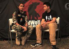 RedWolf Tim Interviews Adella Relentless