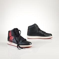 quality design 4610c b0f88 Leather Vance Sneaker - Polo Ralph Lauren Sneakers - RalphLauren.com