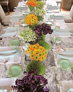 Kimberly Schlegel Whitman: Spring Tablescapes