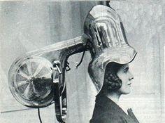 Hair Dryer, 1928