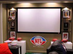 Man Caves: NFL Fan Cave : Tv Shows : DIY Network