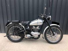 Triumph Trophy TR5 500cc  (1949) For Sale