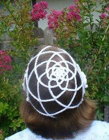 RENAISSANCE ROSE CAP free  crochet  hat  pattern Crochet Cap 749dd8141b