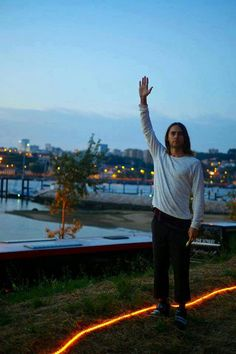 30 Seconds to Mars Portugal Beautiful Boys, Gorgeous Men, Beautiful People, Jered Leto, Portugal, Life On Mars, Shannon Leto, Just Jared, Love Me Forever