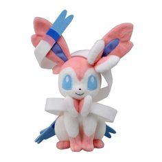 Peluche Evolution Pokemon Nymphali