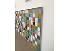 Brio Blend Glass Mosaic Tile Higlands