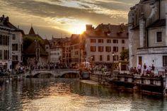 La bella Annecy