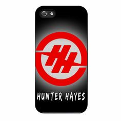 Hunter Hayes LOGO iPhone 5/5s Case