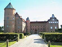 Skarhults Castle (Swedish: Skarhults slott) is a castle in Eslöv Municipality, Scania, in southern Sweden.