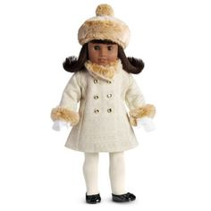 Melody's Fancy Coat for 18-inch Dolls   BeForever   American Girl